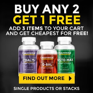 Australian Legal Steroids Buy 2 Get 3rd Free